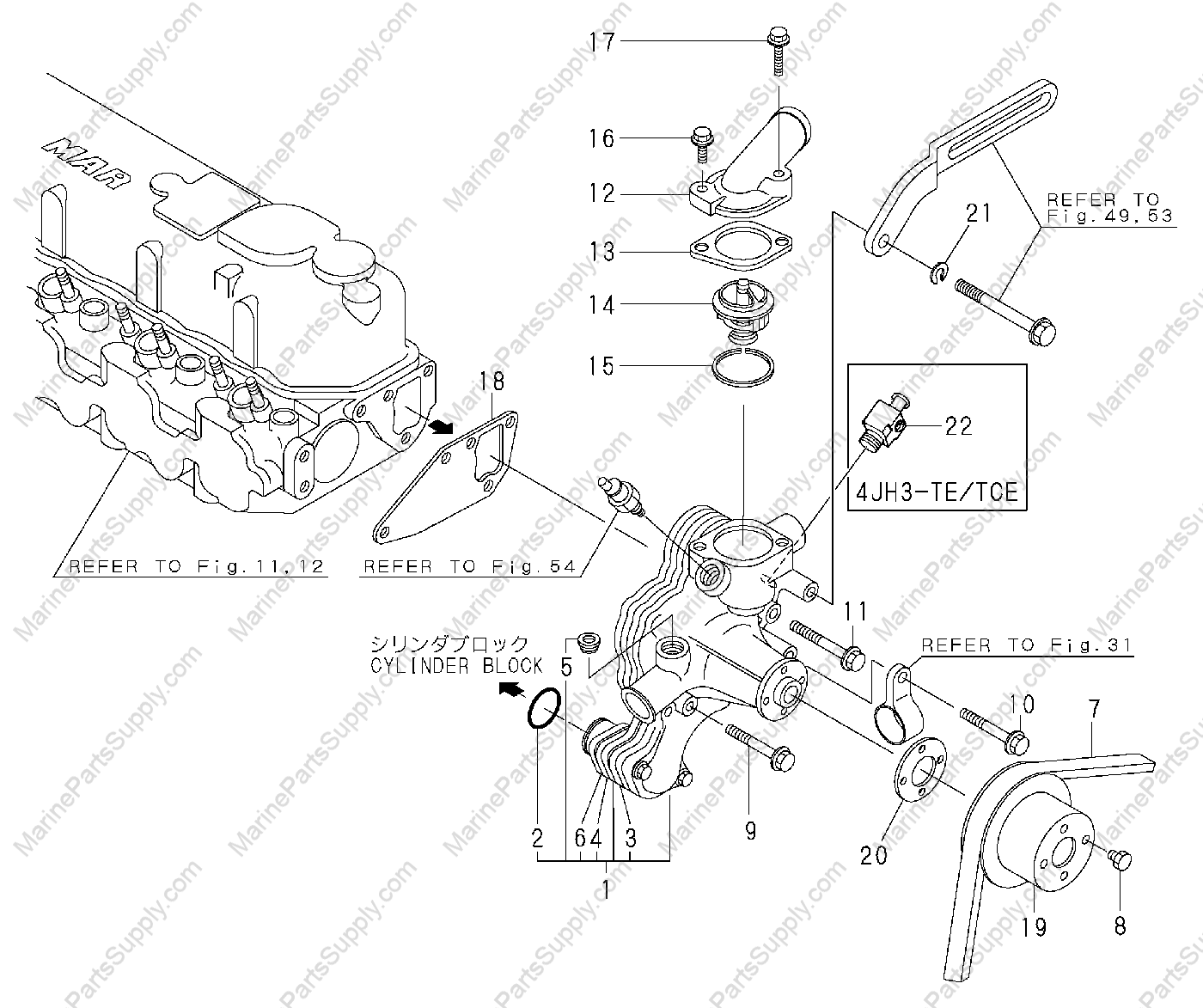 hitachi alternator wiring diagram